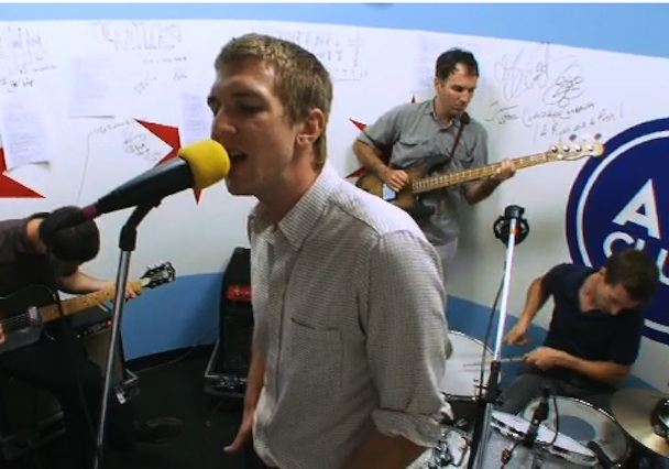 The Walkmen Cover R.E.M.