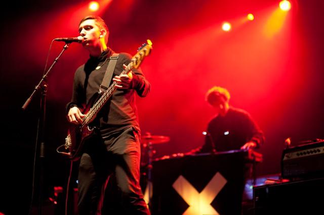 The xx at Øya 2010