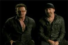 Bono The Edge Introduce Spider-Man