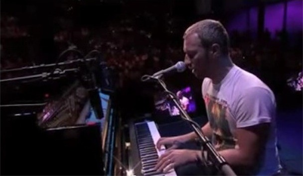 Coldplay Apple Wedding Bells