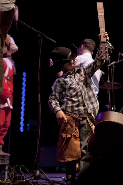 Dead Man's Bones @ FYF Fest 2010