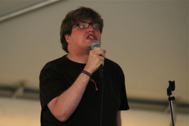 Erik Charles Nielsen @ FYF Fest 2010