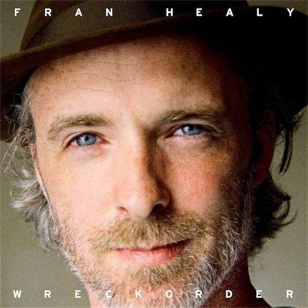 Fran Healy Wreckorder Album Art