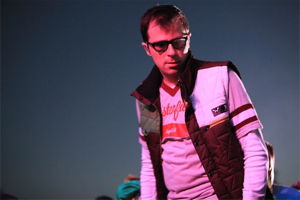 Rivers Cuomo Hurley Clothing Line