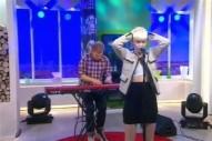 Robyn Unplugged on German TV