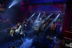 "The Black Angels - ""Telephone"" On Letterman Video"