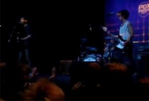 """The Thermals - """"My Name Is Jonas"""" Weezer Cover Video"""