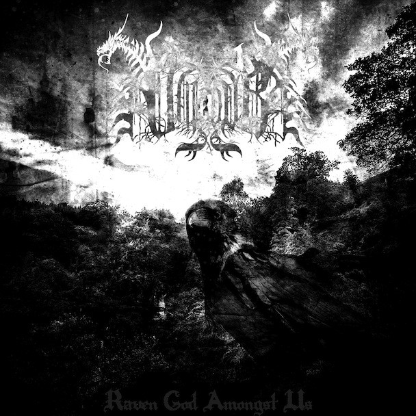Valdur - Raven God Amongst Us