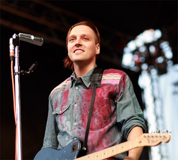 Arcade Fire Win Butler