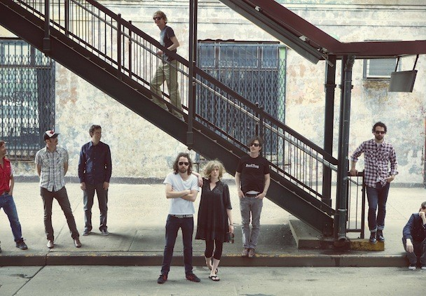 Broken Social Scene Promotional Photo 2010