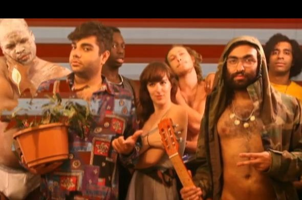 "Das Racist - ""Ek Shaneesh"" Video"