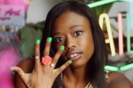 "Dominique Young Unique – ""The World Is Mine"" Video (Stereogum Premiere)"