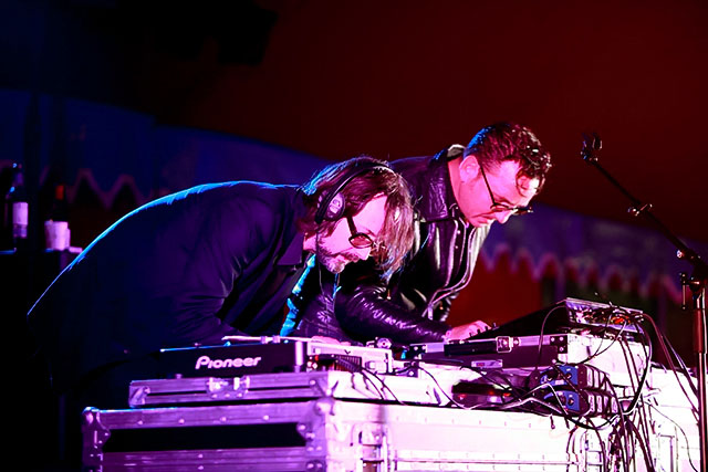Jarvis Cocker & Richard Hawley DJ Set @ End Of The Road 2010