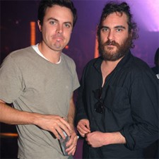 Joaquin Phoenix And Casey Affleck