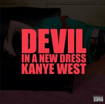 "Kanye West - ""Devil In A New Dress"""