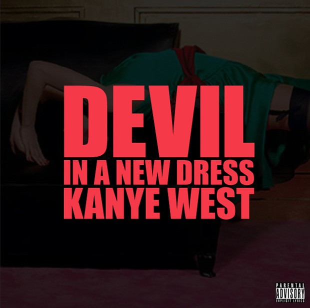 "Kanye West - ""Devil In A New Dress"""