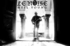 Neil Young - Le Noise Album Cover