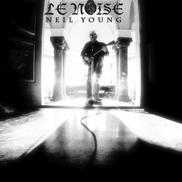 Neil Young - Le Noise Album Cover