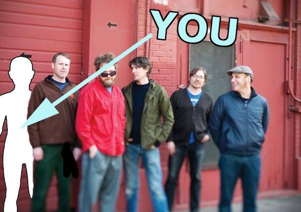 Pavement Fallon 2010 Contest