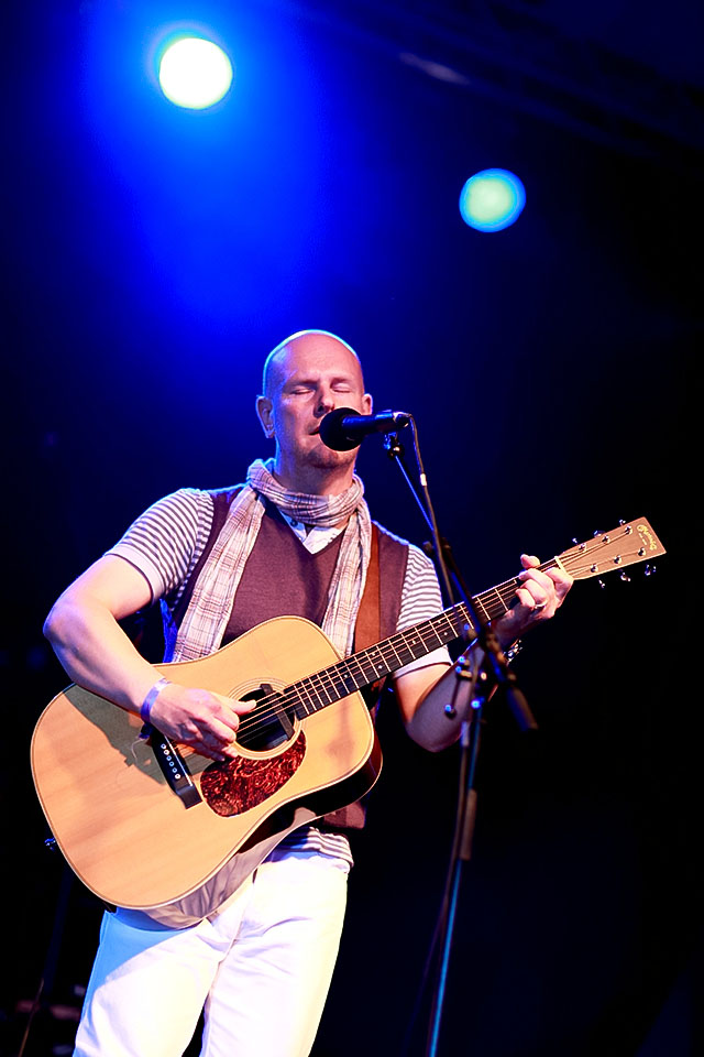 Phil Selway @ End Of The Road