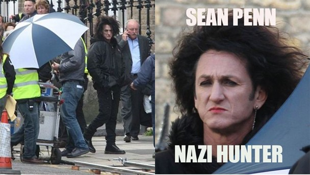 Sean Penn This Must Be The Place