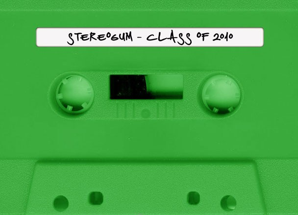 Stereogum Best New Bands 2010 - Mix