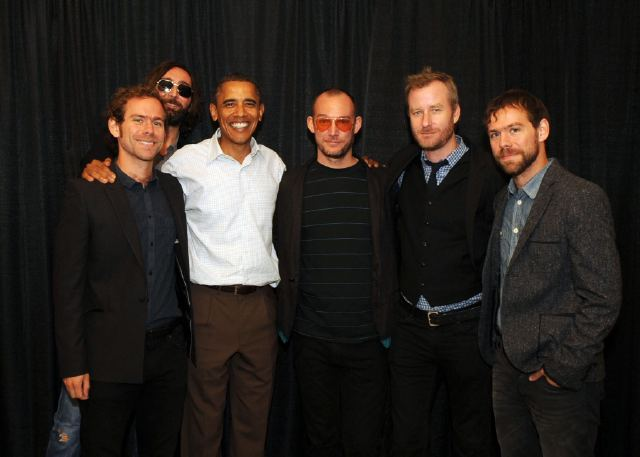 Obama Is An Honorary National Member