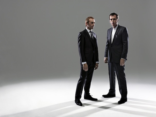 Underworld Promo Photo 2010