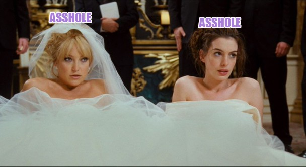 The Hunt For The Worst Movie Of All Time: Bride Wars - Stereogum