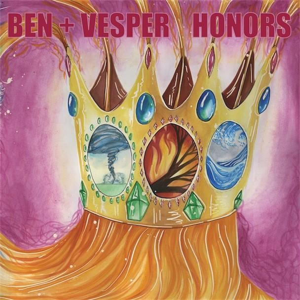 Ben And Vesper Honors Album Art