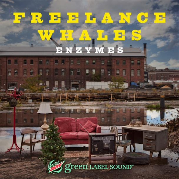 """Freelance Whales – """"Enzymes"""""""