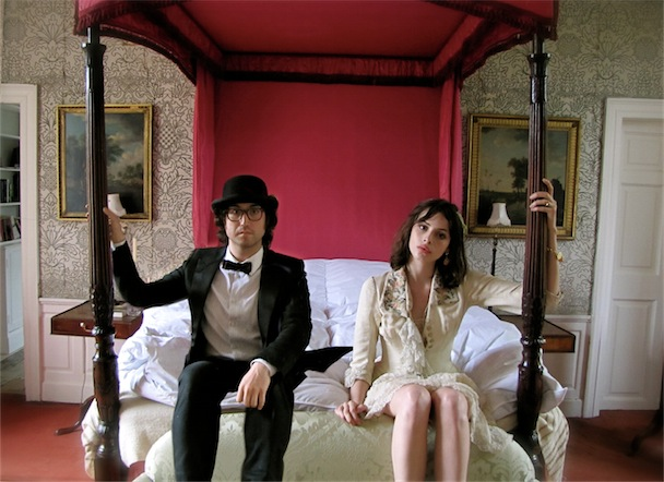 "The Ghost Of A Saber Tooth Tiger (Sean Lennon & Charlotte Kemp Muhl) – ""Jardin Du Luxembourg"""