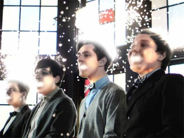 Grizzly Bear Two Weeks Video