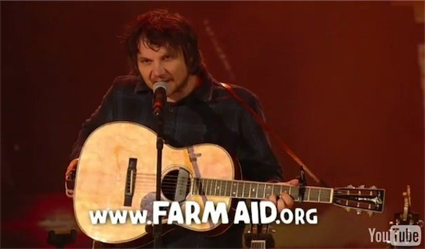Jeff Tweedy Farm Aid