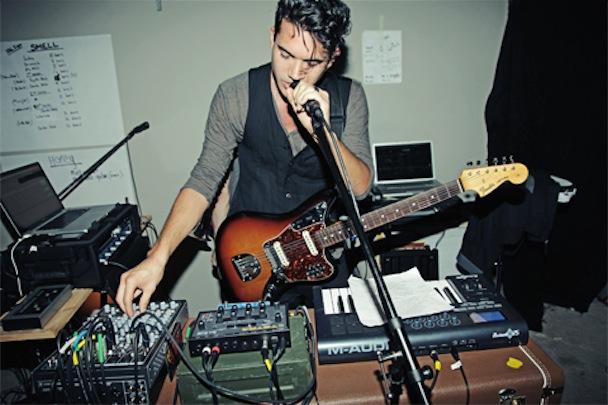 Matthew Dear PR 2010