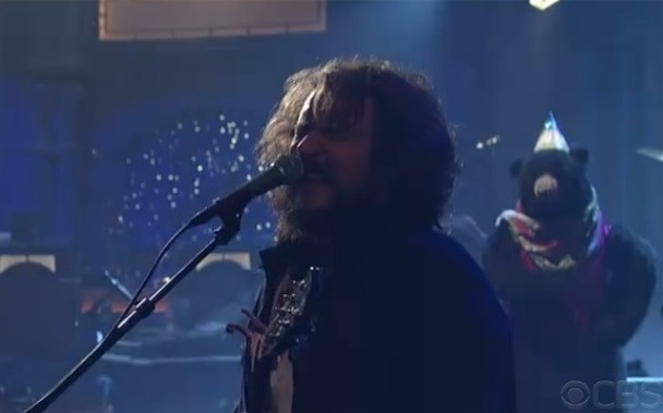 My Morning Jacket Visit Letterman, Fallon
