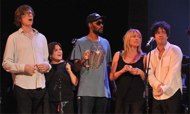 Watch Sonic Youth, RZA, tUnE-yArDs, And Lady Gaga With Plastic Ono Band
