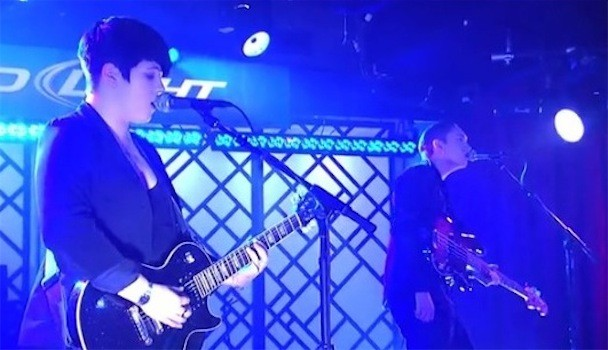 The xx On Jimmy Kimmel
