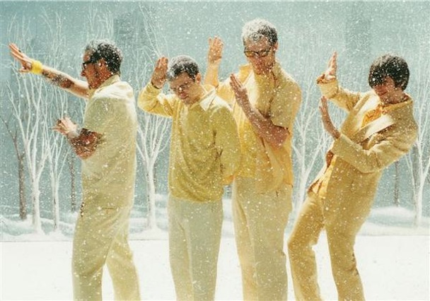 Weezer Laugh Off $10MM Break Up Offer, Get <em>Blue</em> On Carson Daly
