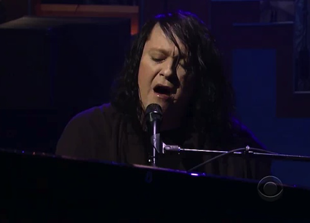 """Antony & The Johnsons """"Thank You For Your Love"""" On Letterman"""
