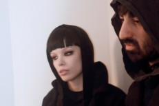 "Crystal Castles & Robert Smith - ""I'm Not In Love"""