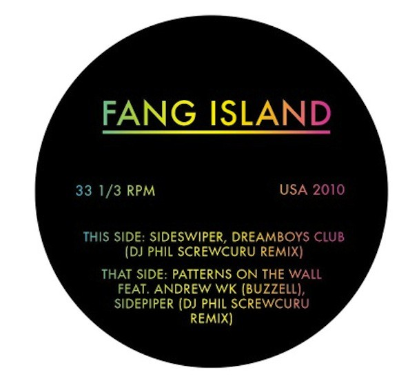 Fang Island Featuring Andrew W.K.