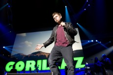Gorillaz, N.E.R.D @ Viejas Arena, San Diego 10/28/10