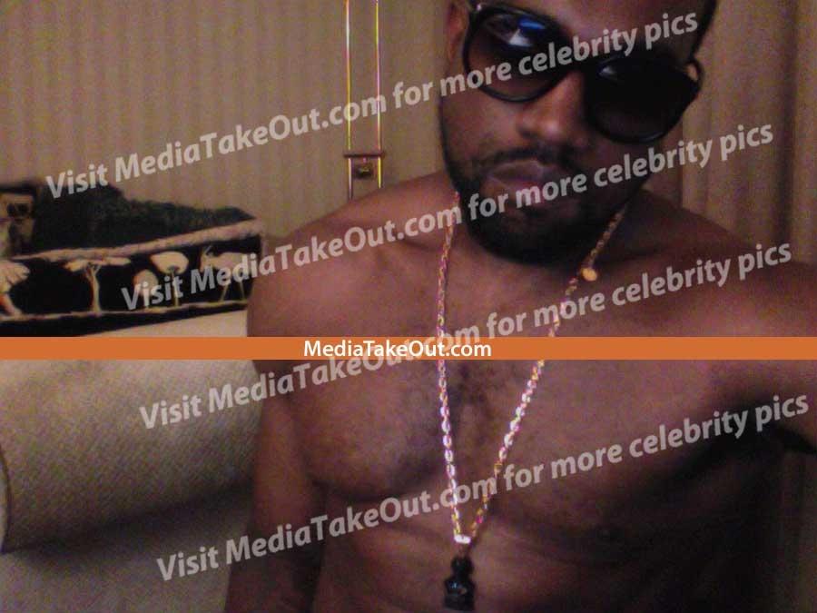 Kanye, Naked