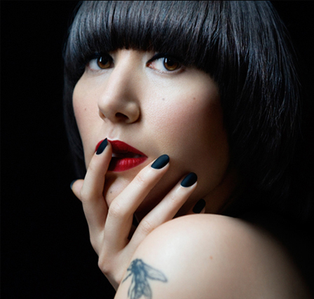 "Karen O – ""If You're Gonna Be Dumb, You Gotta Be Tough"""