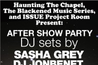 Haunting The Chapel Presents Masonic Temple Afterparty Featuring Sasha Grey