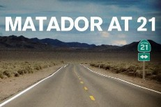 Stream Matador At 21, Live From The Palms In Las Vegas All Weekend