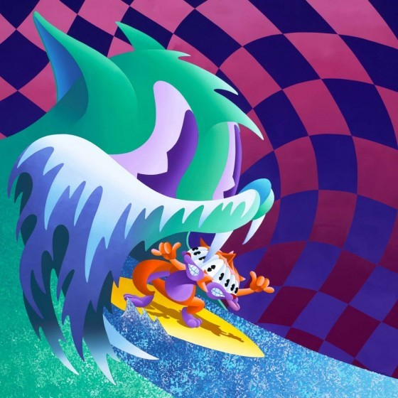 MGMT - Congratulations Album Art