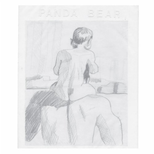 "Panda Bear - ""You Can Count On Me"" 7"" Art"