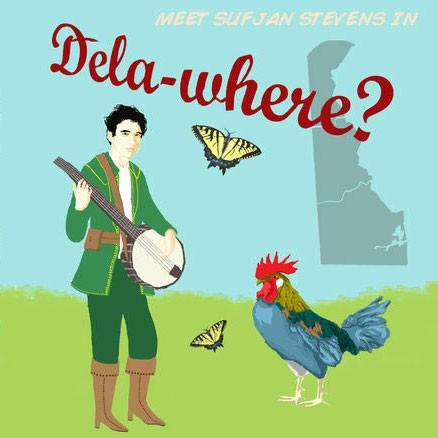 Long Lost Sufjan Album - Dela-where?
